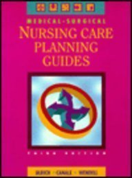9780721651989: Medical-Surgical Nursing Care Planning Guides