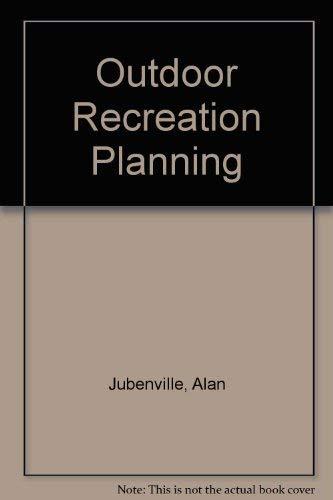 9780721652283: Outdoor Recreation Planning