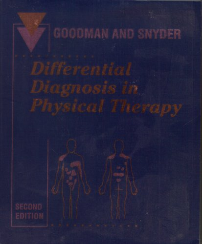 9780721652672: Differential Diagnosis in Physical Therapy