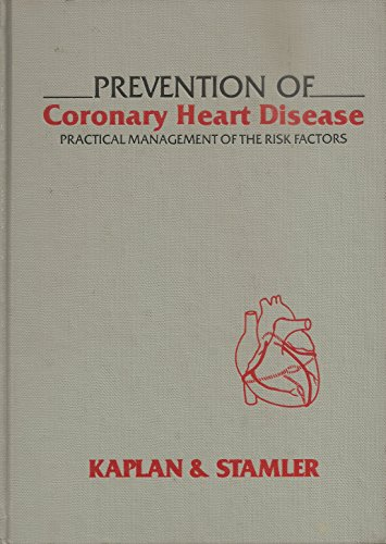 9780721652771: Prevention of Coronary Heart Disease: Practical Management of the Risk Factors