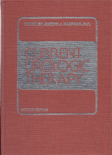 9780721653051: Current Urologic Therapy