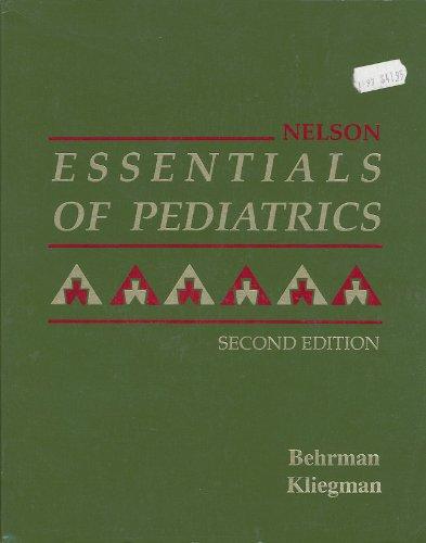 9780721653228: Nelson essentials of pediatrics
