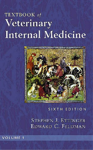 9780721653662: Textbook of Veterinary Internal Medicine: v.1