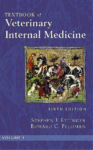9780721653662: Textbook of Veterinary Internal Medicine: Vol 1