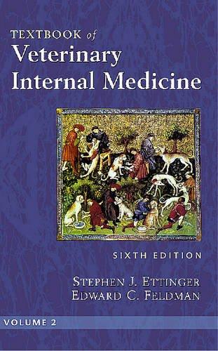 9780721653679: Textbook of Veterinary Internal Medicine: v.2