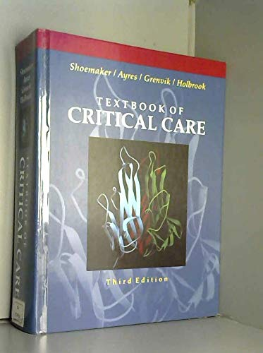 9780721654225: Textbook of Critical Care