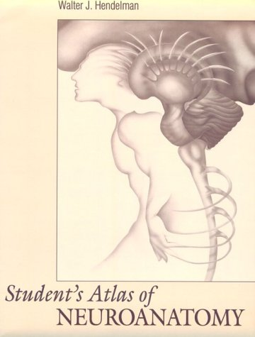 9780721654287: Student's Atlas of Neuroanatomy