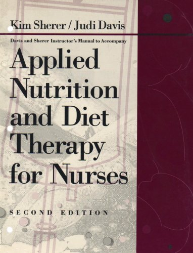 9780721654591: Applied Nutrition and Diet Therapy for Nurses