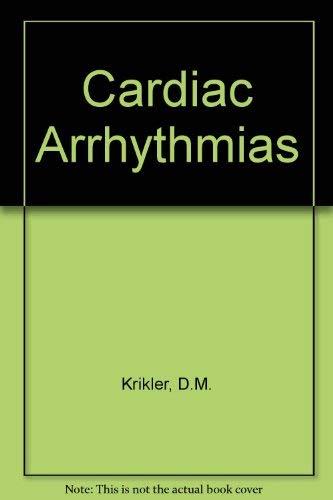 9780721655161: Cardiac Arrhythmias