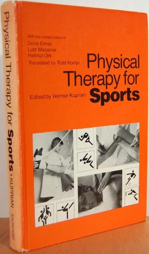 9780721655536: Physical Therapy for Sports (English and German Edition)