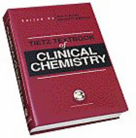 9780721656106: Tietz Textbook of Clinical Chemistry, Third Edition