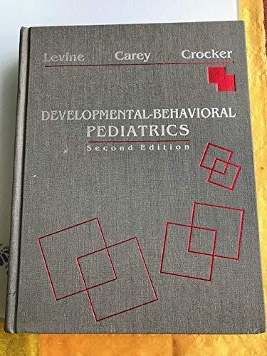 9780721657448: Developmental Behavioral Pediatrics