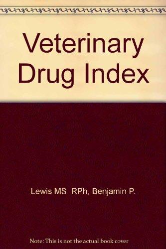 9780721657646: Veterinary Drug Index