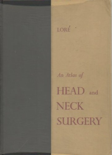 9780721657950: Atlas of Head and Neck Surgery