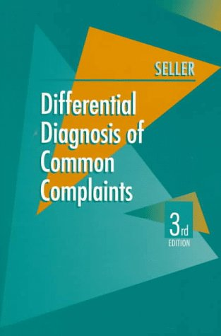 9780721658087: Differential Diagnosis of Common Complaints