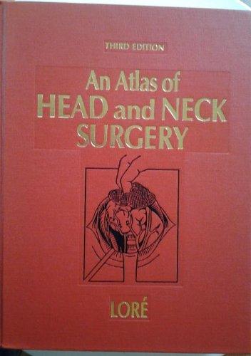 9780721658162: An Atlas of Head and Neck Surgery, 3e