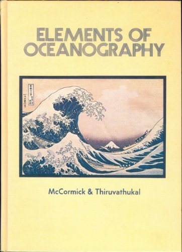 9780721659008: Elements of Oceanography