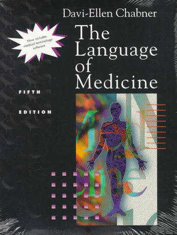9780721660264: Language of Medicine: A Write-In Text Explaining Medical Terms (Book with 2 Diskettes)