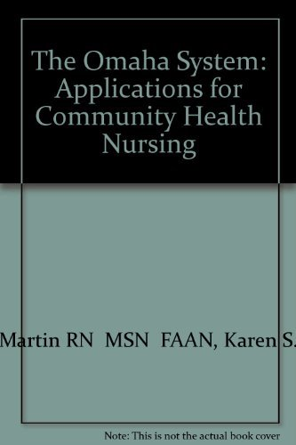 9780721661261: The Omaha System: Applications for Community Health Nursing, 1e