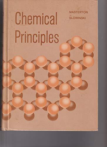 9780721661711: Chemical Principles