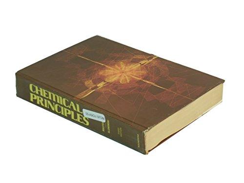 9780721661728: Chemical Principles (Saunders golden series)