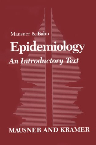 9780721661810: Mausner & Bahn Epidemiology: An Introductory Text