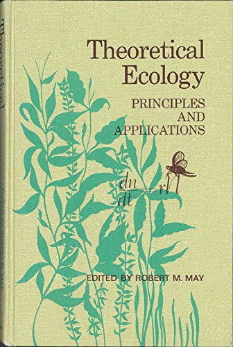 9780721662053: Theoretical Ecology: Principles and Applications