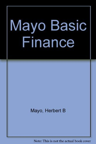 9780721662091: Basic Finance: An Introduction to Money Annd Financial Management
