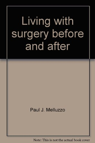 9780721662619: Living with surgery, before and after
