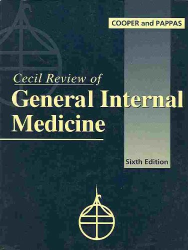 9780721662640: Cecil Review of General Internal Medicine (Cecil Medicine)