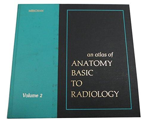 9780721663098: Atlas of Anatomy Basic to Radiology: v. 2