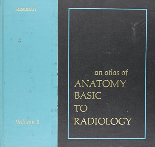 9780721663104: An Atlas of Anatomy Basic to Radiology