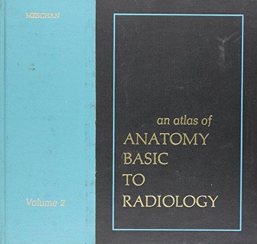 9780721663104: An Atlas of Anatomy Basic to Radiology
