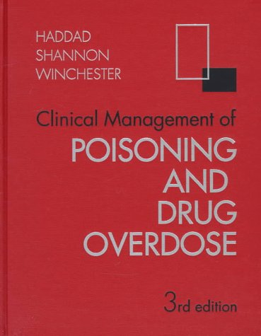 9780721664095: Clinical Management of Poisoning and Drug Overdose, 3e