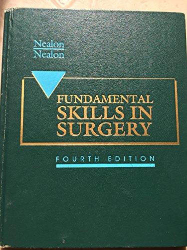 9780721664606: Fundamental Skills in Surgery, 4e