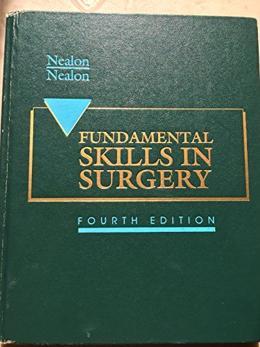9780721664606: Fundamental Skills in Surgery, 4e