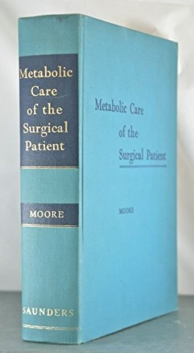 9780721665108: Metabolic Care of the Surgical Patient