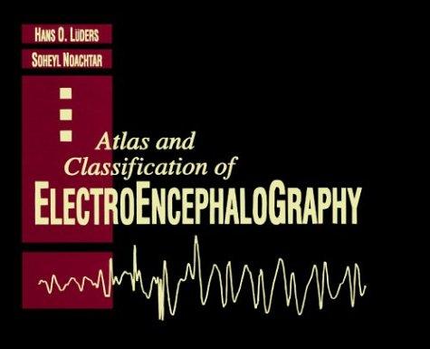 9780721665542: Atlas and Classification of Electroencephalography, 1e