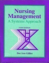 9780721665887: Nursing Management: A Systems Approach