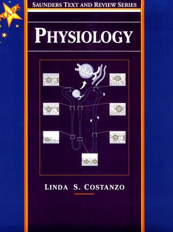 9780721666112: Physiology [Saunders Test and Review Series]