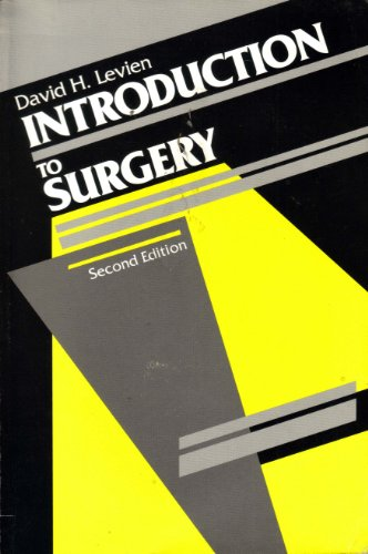 9780721666471: Introduction to Surgery