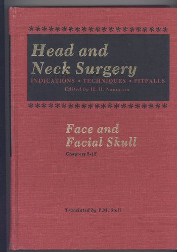 9780721666648: Head and Neck Surgery: v. 2 (English and German Edition)