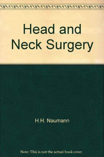 9780721666686: Head and Neck Surgery: v. 4
