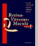 9780721667560: Retina-Vitreous-macula (2-Volume Set)