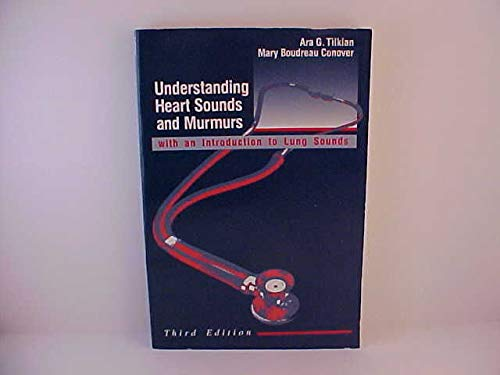 9780721667843: Understanding Heart Sounds and Murmurs: with An Introduction to Lung Sounds (Book and Audio Cassette)