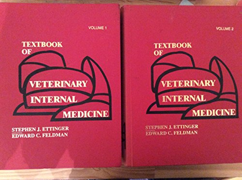 9780721667959: Textbook of Veterinary Internal Medicine: Diseases of the Dog and Cat