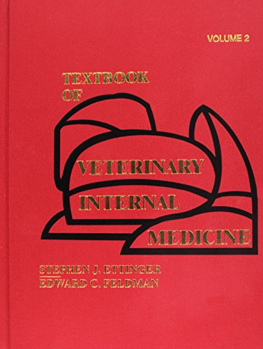 9780721667973: Textbook of Veterinary Internal Medicine, Voume 2
