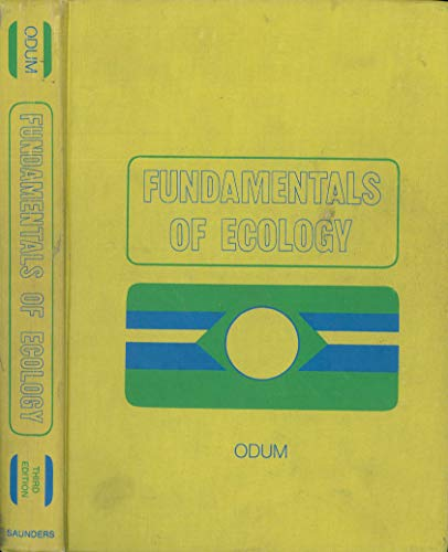 9780721669410: Fundamentals of Ecology