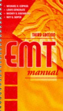 9780721669656: EMT Manual, 3e