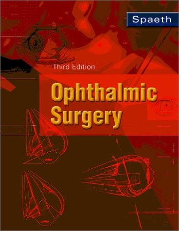 9780721669724: Ophthalmic Surgery: Principles and Practice